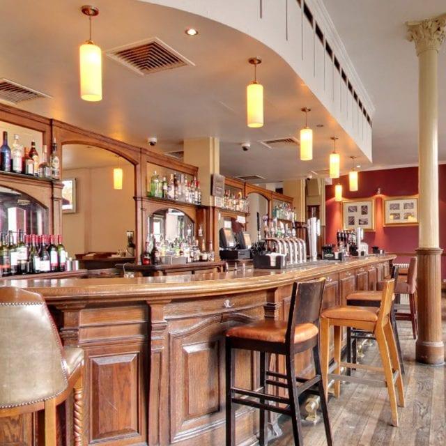 crown bar at clayton hotel