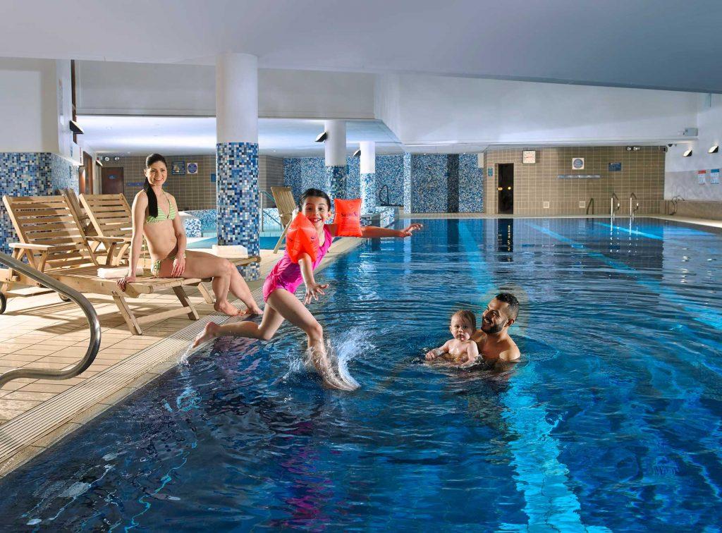 swimming pool liffey valley