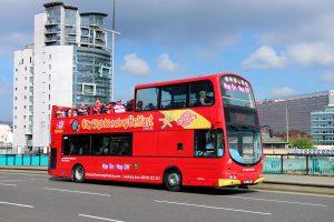 Belfast Hop on Hop off city tour