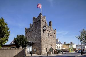 Dalkey Castle Exterior
